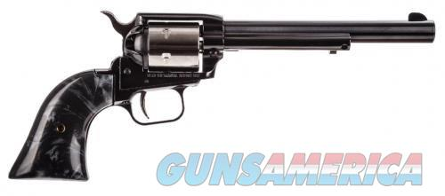 Heritage Mfg Rough Rider Small Bore RR22TT6BLKPRL  Guns > Pistols > L Misc Pistols