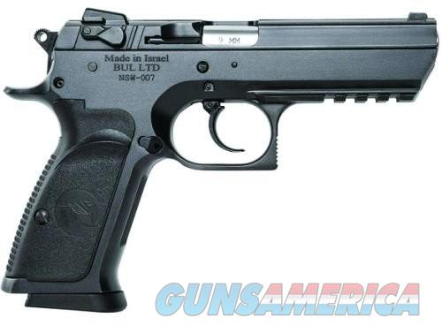 MAGNUM RESEARCH BABY EAG FS 9MM 4.43B 16R  Guns > Pistols > L Misc Pistols