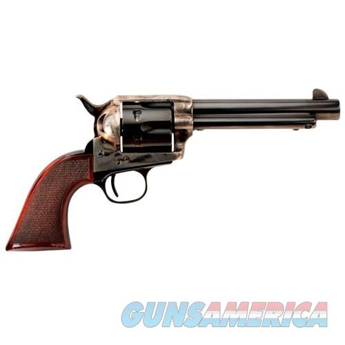 "Taylors & Co. The Short Stroke Smoke Wagon .357 Magnum, 4 3/4"" Barrel, 6 Rounds, Checkered Walnut Grips/Blued  Guns > Pistols > TU Misc Pistols"
