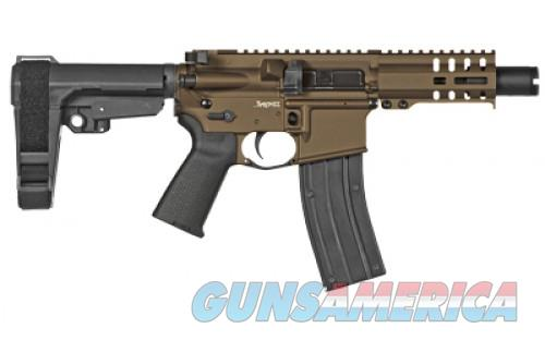 "CMMG BANSHEE 300 PISTOL 4.5"" 22LR BRONZE  Guns > Pistols > L Misc Pistols"