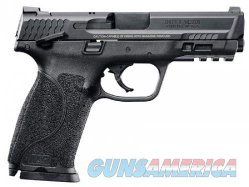 Smith and Wesson M&P45 M2.0 Black .45 4.5-inch 10rd Ambi-safety  Guns > Pistols > L Misc Pistols