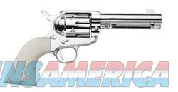 Traditions FRONTIER SA 357M NKL/WHT 4.75  Guns > Pistols > L Misc Pistols
