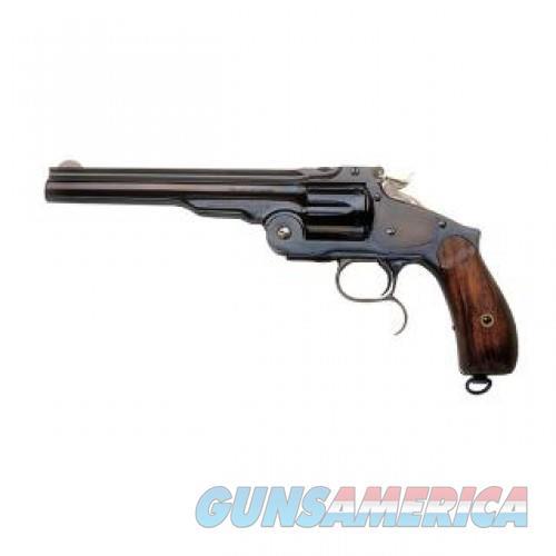 Taylors and Company 0867 Uberti Schofield Russian 6.5 Blue Revolver  Guns > Pistols > L Misc Pistols