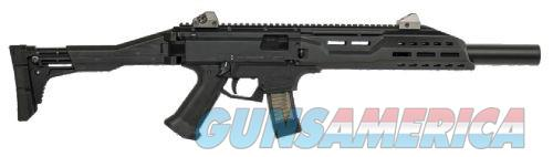 "CZ 08508 Scorpion EVO 3 S1 Carbine Semi-Automatic 9mm 16.2"" Faux Supressor 10+1 Adjustable Folding S  Guns > Pistols > L Misc Pistols"