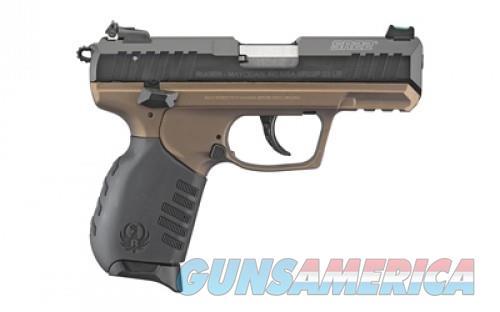 """RUGER SR22 22LR 3.5"""" BRNT BRNZ 10RD  Guns > Pistols > L Misc Pistols"""