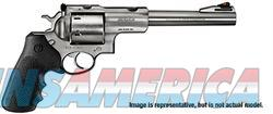 Ruger Super Redhawk Revolvers - Stainless Steel  Guns > Pistols > Ruger Double Action Revolver > Redhawk Type