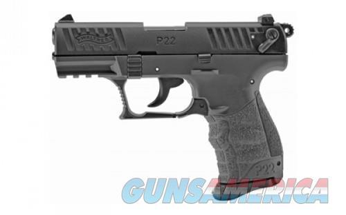 "WALTHER P22Q .22LR 3.4"" AS  Guns > Pistols > L Misc Pistols"