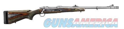 Ruger Guide Gun Bolt-Action Rifles - Stainless Steel  Guns > Rifles > R Misc Rifles