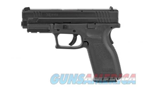 "SPRGFLD XD9 DEF 9MM 4"" BLK 16RD  Guns > Pistols > L Misc Pistols"