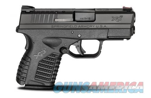 Springfield Armory XD-S Pistols - Stainless Steel (Sub-Compact)  Guns > Pistols > Springfield Armory Pistols > XD-S
