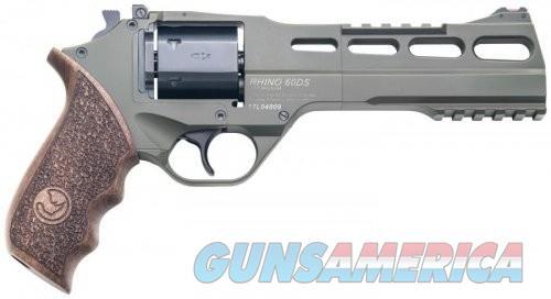 "CHIAPPA RHINO DA/SA 357MAG 6"" 6RD OD  Guns > Pistols > L Misc Pistols"