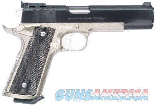 Colt SPEC Comb Government 45 5 inch CARB/NK  Guns > Pistols > L Misc Pistols