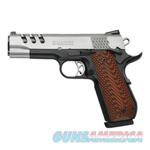 Smith Wesson Smith WessonPerformance Center1911 Pistols - Stainless Steel (Compact)  Guns > Pistols > L Misc Pistols