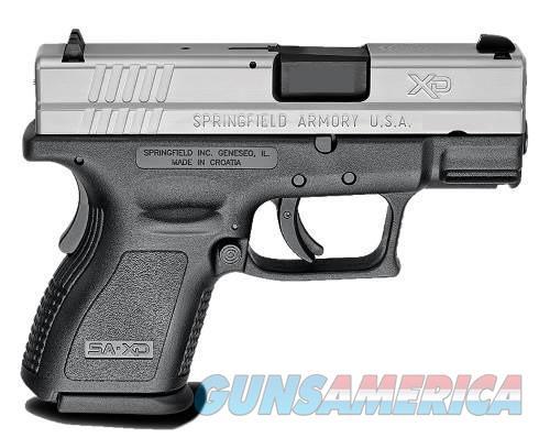 Springfield XD Sub-Compact Essentials Bi-Tone 9mm 3-inch 10Rd  Guns > Pistols > L Misc Pistols