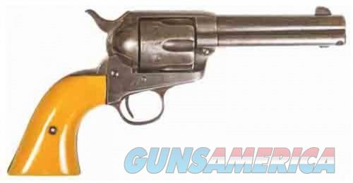 CIM UBERTI ROOSTERS SHOOTER 45LC 4.75 ORIG  Guns > Pistols > L Misc Pistols