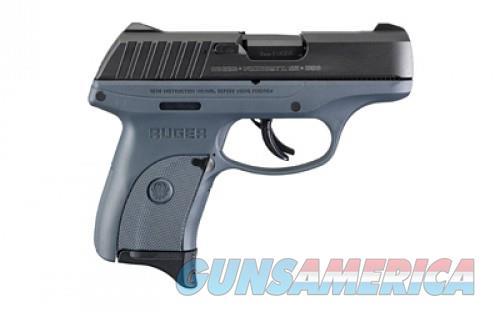 """RUGER EC9S 9MM 3.1"""" COBALT KINETIC SLATE BLUE 7RD  Guns > Pistols > L Misc Pistols"""