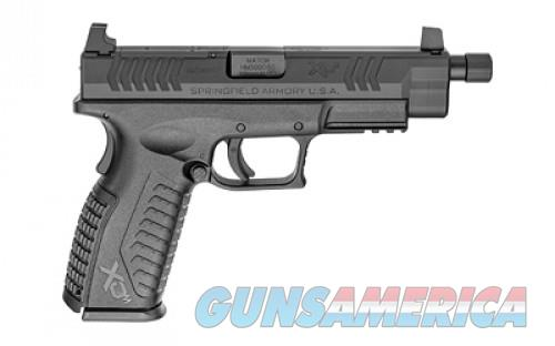 Springfield Armory XD(M) Optical Sight Pistol 10mm 4.5-inch 15Rds  Guns > Pistols > L Misc Pistols