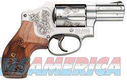 Smith & Wesson 150784 640 Machine Engraved 357 Mag 2.12  Guns > Pistols > S Misc Pistols