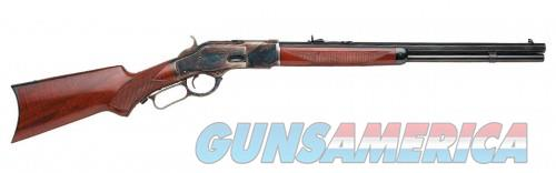 TF UBERTI 1873 TRAPPER 45LC 18 PG  Guns > Rifles > Taylors & Co. Rifles > Winchester Lever Type