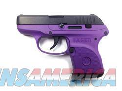 Ruger LCP Black / Purple .380 ACP 2.75 6Rd  Guns > Pistols > Ruger Semi-Auto Pistols > LCP