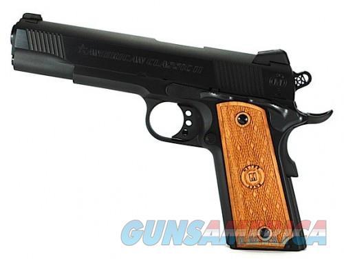 American Classic GOV II 1911 Blue 9mm 9+1  Guns > Pistols > L Misc Pistols