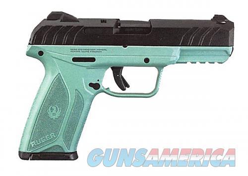Ruger SECURITY 9 9MM B 10RD TURQ  Guns > Pistols > L Misc Pistols