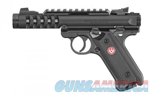 """RUGER MK IV LITE 22LR 4.4"""" BLK 10RD  Guns > Pistols > L Misc Pistols"""