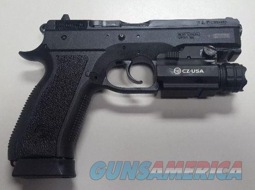 "CZ 75 SP-01 Phantom w/ Nebo Light 9mm 18rd 4.6"" 91259  Guns > Pistols > L Misc Pistols"