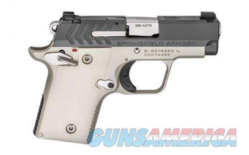 SPRGFLD 911 380ACP 7RD PLAT/GRPH  Guns > Pistols > L Misc Pistols
