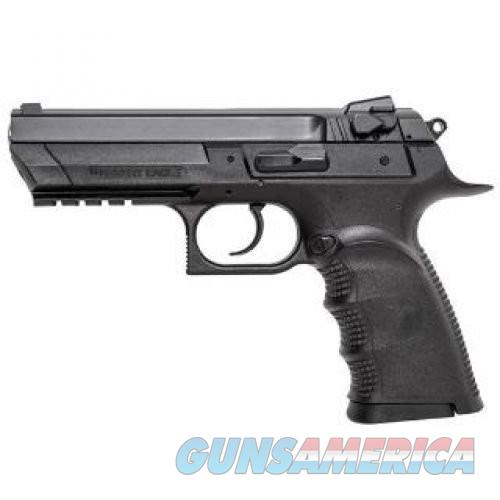 Magnum Research Baby Eagle III Black 9mm 4.4-inch 10rd Full Size  Guns > Pistols > Magnum Research Pistols