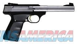 Browning Buck Mark Semiautomatic Rimfire Pistols - Stainless Steel (Full Size)  Guns > Pistols > L Misc Pistols