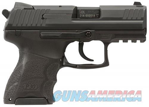 HK P30 Centerfire Pistols (Sub-Compact)  Guns > Pistols > L Misc Pistols