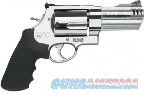 Smith Wesson X-Frame Centerfire Revolvers - Stainless Steel  Guns > Pistols > L Misc Pistols