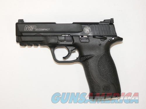 Smith & Wesson M&P22 COMPACT 22LR 3.56 SUPPRESSOR READY  Guns > Pistols > Smith & Wesson Pistols - Autos > .22 Autos