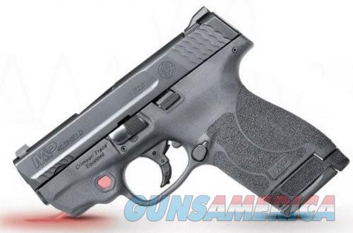 Smith & Wesson M&P40 Shield M2.0 .40S&W 3.1-inch 7rd Crimson Trace Laser  Guns > Pistols > L Misc Pistols