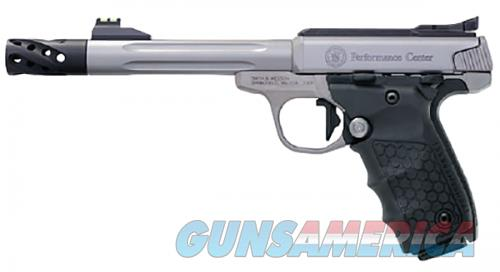 S&W SW22 VICTORY PC TGT SS AS  Guns > Pistols > L Misc Pistols