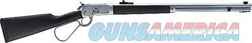 Taylors and Co 1892 Alaskan Takedown Matte Chrome / Black .44 Rem Mag 20-inch 10Rds  Guns > Rifles > TU Misc Rifles