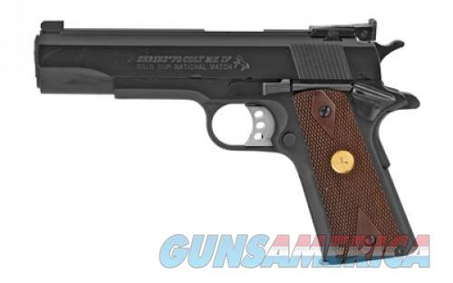 Colt Gold Cup National Match 38 Super O5873A1  Guns > Pistols > L Misc Pistols