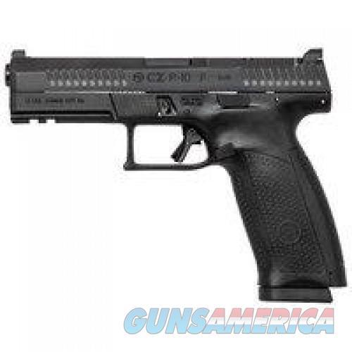 Cz P-10 F 9mm Or 10rd Orange Front Night Sight 05150  Guns > Pistols > L Misc Pistols
