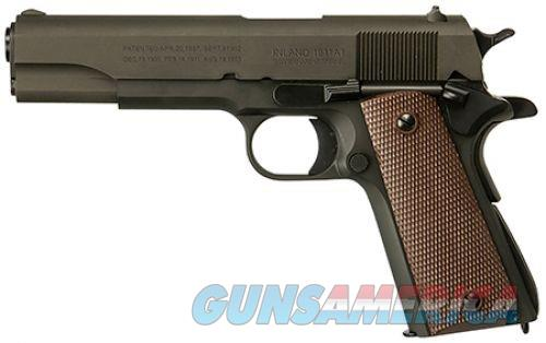 MKS Supply Inland 1911 A1 Government Black .45ACP 5-inch 7rd  Guns > Pistols > L Misc Pistols