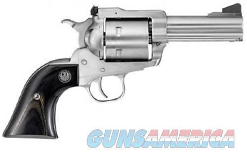 Ruger Super Blackhawk 44mag 3.75-inch SS  Guns > Pistols > Ruger Single Action Revolvers > Blackhawk Type