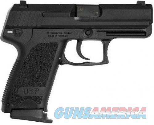 Heckler and Koch USP-C .45ACP 3.8 inch BL V1 2-8rd  Guns > Pistols > Heckler & Koch Pistols > Polymer Frame