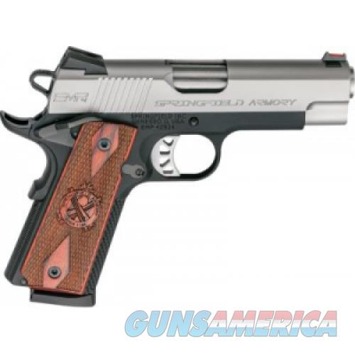 Springfield 1911 Mil-Spec Stainless Steel .45ACP 5-inch 7rd  Guns > Pistols > L Misc Pistols