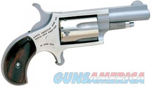 North American Arms Mini Revolver .22LR 1.625-inch Fixed Sights 5SH  Guns > Pistols > North American Arms Pistols