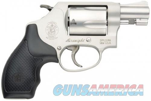 Smith Wesson J-Frame Centerfire Revolvers - Matte Black finish  Guns > Pistols > Smith & Wesson Revolvers > Pocket Pistols