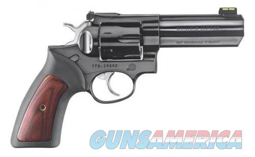 Ruger GP100 High Polished Blue .357 Mag / .38 SPL 4.2-inch 7Rds  Guns > Pistols > L Misc Pistols