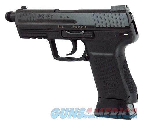 Heckler and Koch (HK USA) HK45 Compact Tactical (V7) – 45 ACP  Guns > Pistols > L Misc Pistols