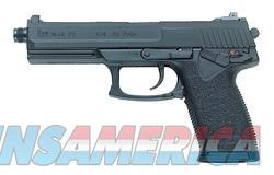 H&K  12 + 1 Round 45 ACP w/Blue Finish & Case MARK 23 (V1) 45 ACP  Guns > Pistols > Heckler & Koch Pistols > Polymer Frame