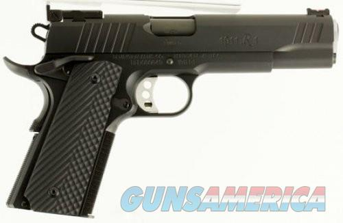Remington 1911 R1 Limited Black .40S&W 5-inch 9rd  Guns > Pistols > L Misc Pistols