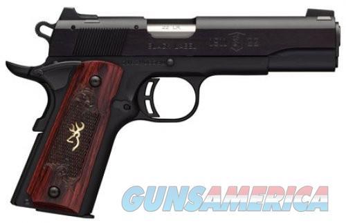 Browning 1911 Rimfire Pistols - Stainless Steel (Full Size)  Guns > Pistols > L Misc Pistols